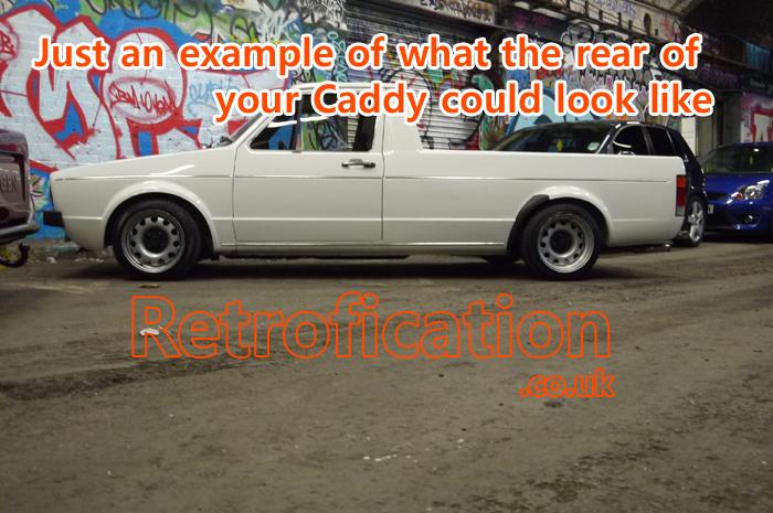 modified vw caddy uk